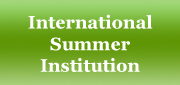 International Summer Instituti
