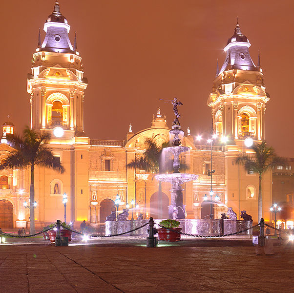Cathedral de Lima