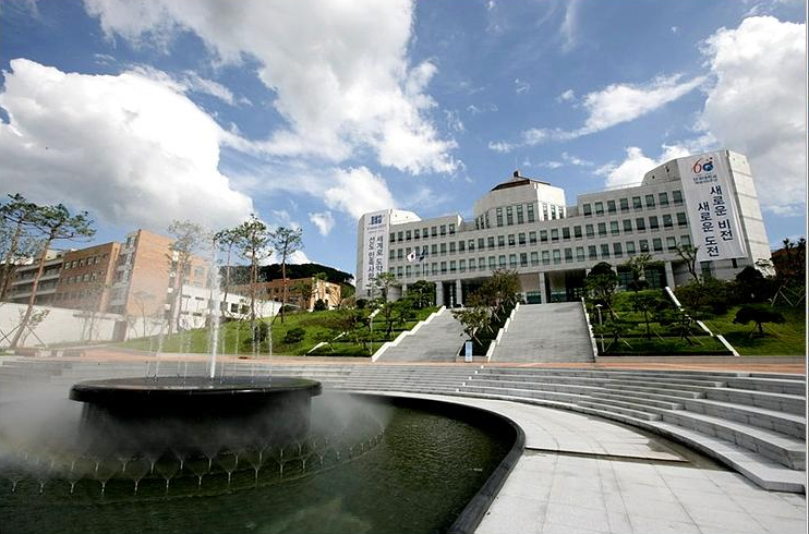 Dankook University main campus