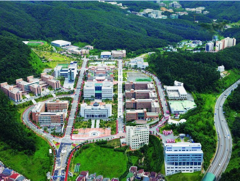 Dankook University Campus