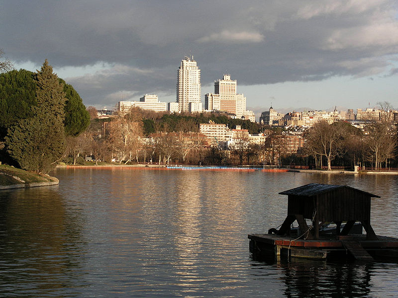 madrid lake